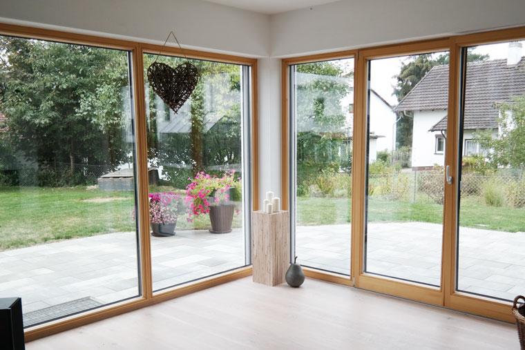 Fenster aus Holz von Schreinerei Wimmer in Wurmannsquick